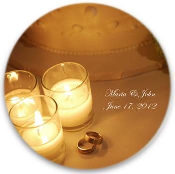 Personalized Glass Tray Wedding Amp Anniversary