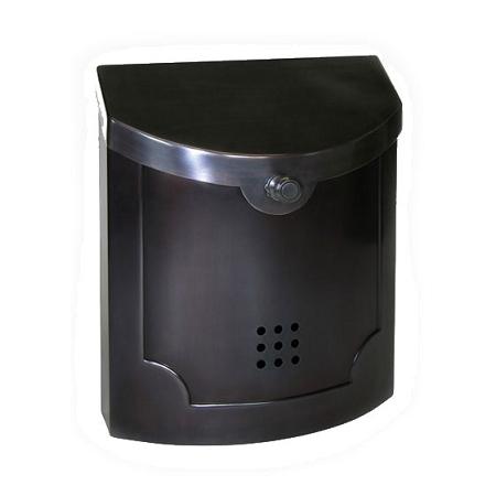 E4 Ecco Mailbox Black Pewter