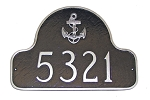 Anchor Arch Address Marker