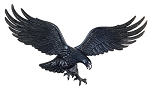 Eagle Wall Plaque 36 Inches