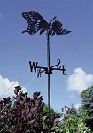 Butterfly Garden Weather Vane