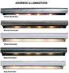 Address Illuminator Crown