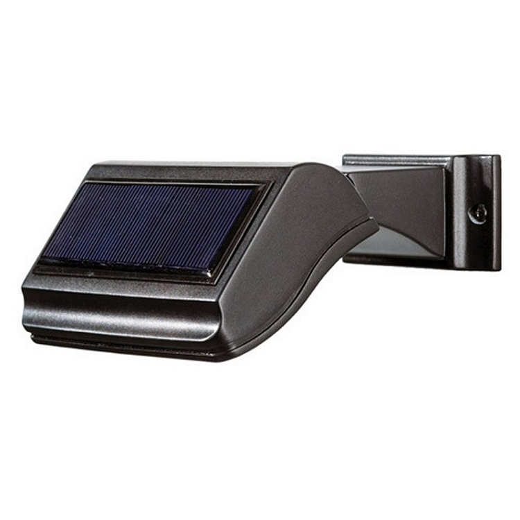 Solar Lamp For Wall Plaques
