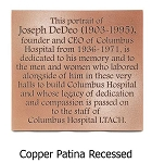Recognition Plaque, Several Lines Customized