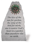 Garden Stone - The Kiss Of The Sun..