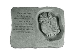 Angel Memorial Stone - Those We Love..