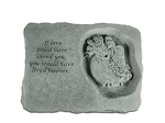Angel Memorial Stone - If Love Could Have