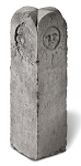 Four Seasons Upright Garden Stone