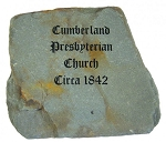 Personalized Large Carved BlueStone