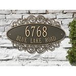 Essex Gateway Address Plaque Wall