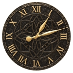 Artisan Indoor/Outdoor Wall Clock