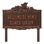 Fairy Garden Personalized Lawn Sign