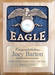 Eagle Golf Award