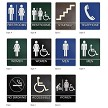 ADA Plaques. Click images below to view all of them.