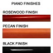 Piano Finishes
