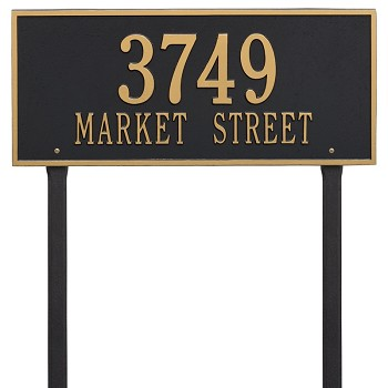 Hartford Address Plaque Estate