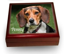 Pet Photo Keepsake Box