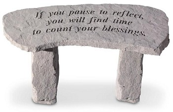 Bench - If You Pause To Reflect..