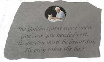Photo Memorial Stone The Golden..