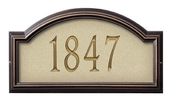 Providence Artisan Stone Plaque Wall